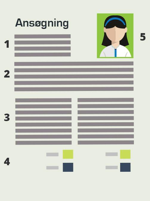 hvordan skriver man en ansøgning til fritidsjob